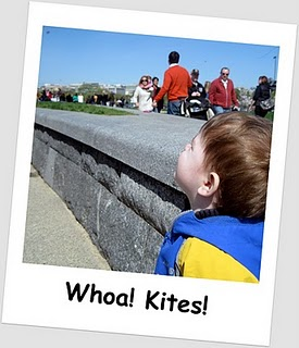 Weekend Adventures: The Smithsonian Annual Kite Festival