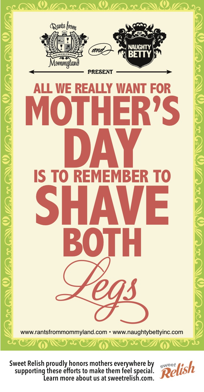 MOTHERS DAY ECARD SHAVE copy