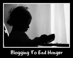 Blogging To End Hunger