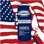 Image Credit: Colonialism  Paint by Gregg Deal